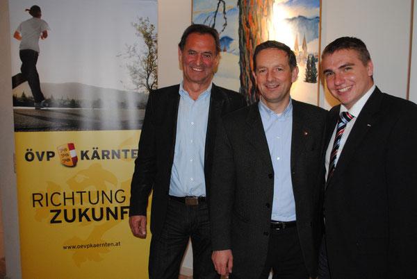 NRAbg.Obernosterer, LR Benger & Roman Wutte