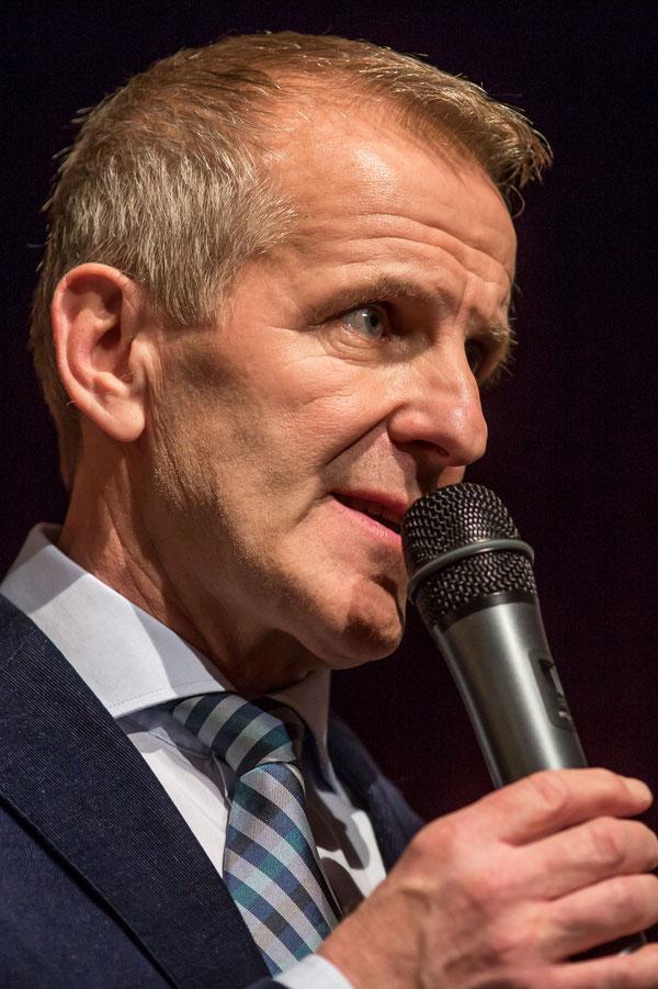 KLEINE ZEITUNG Podiumsdiskussion mit Franz Kummer (Liste Franz Kummer-ÖVP)