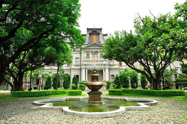 台北賓館。(Wikipediaより)