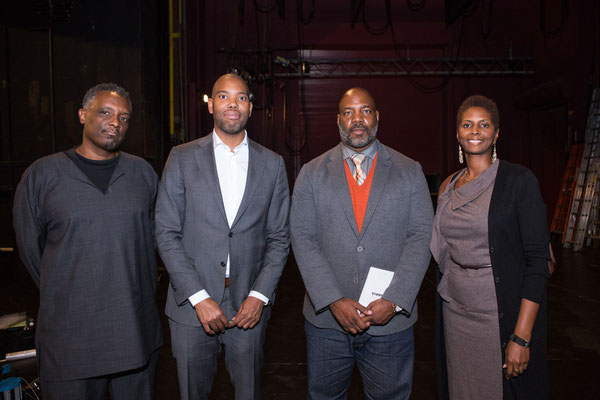 Post-Election Reflections with Jelani Cobb and Ta-Nehisi Coates (click to view)