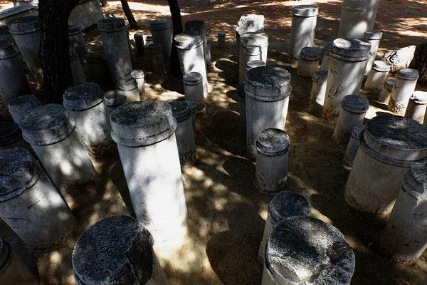 Les stèles cylindriques du Céramique