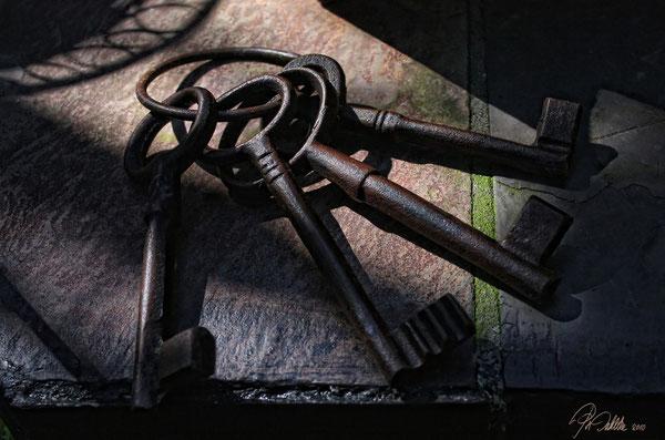 Das Geheimnis der Schlüssel...