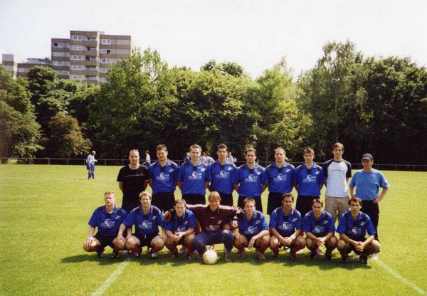 Sportvg II - Saison 2002/2003
