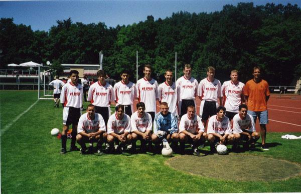 Sportvg II - Saison 1999/2000