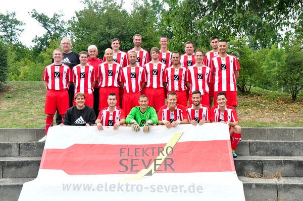 Sportvg II - Saison 2012/2013
