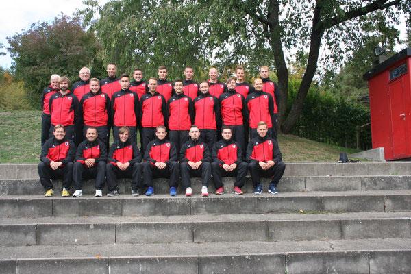 Sportvg II - Saison 2015/16 Es fehlen Markus Schwenke,Christian Krzywon,Buddy Keck,Tobias Bäzner,Andreas Herzkamp