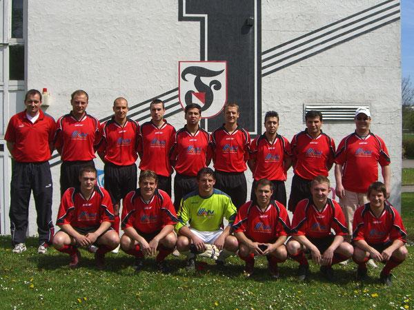 Sportvg II - Saison 2007/2008