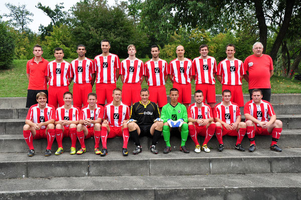 Sportvg II - Saison 2011/2012