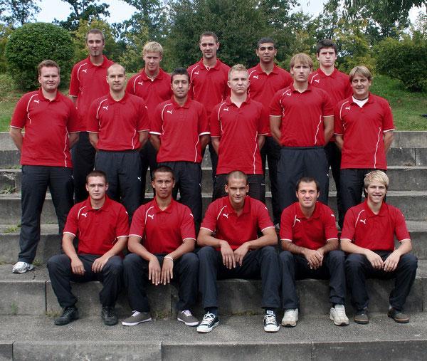 Sportvg II - Saison 2009/2010