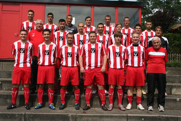 Sportvg II - Saison 2013/2014