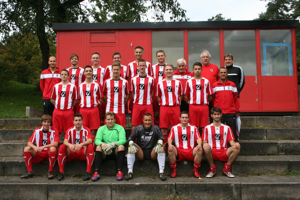 Sportvg II - Saison 2014/2015