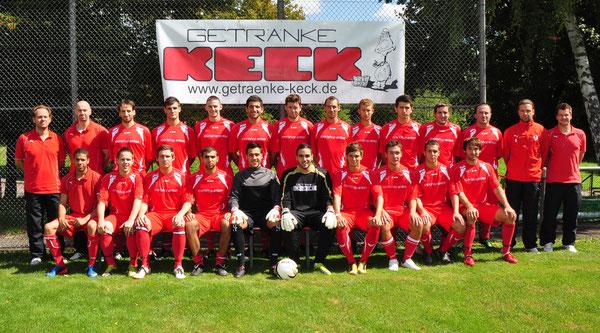 Sportvg I - Saison 2011/2012