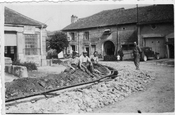 Rue de Vrécourt
