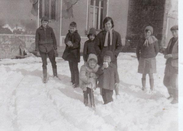 environ Année 1960