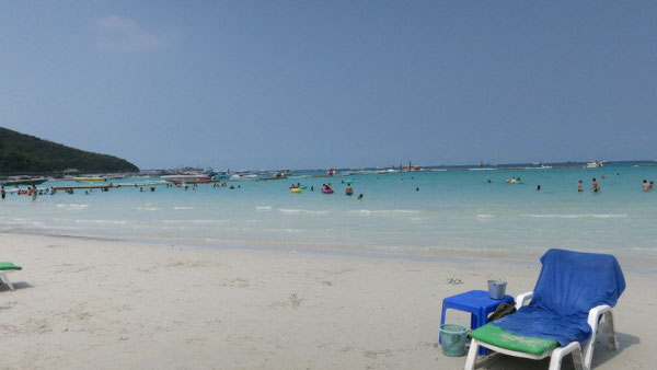 パタヤのラン島