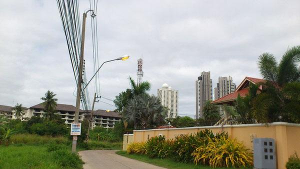 ナクルアの高級住宅地