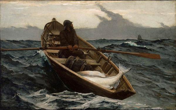 Doris en pêche à Terre-Neuve