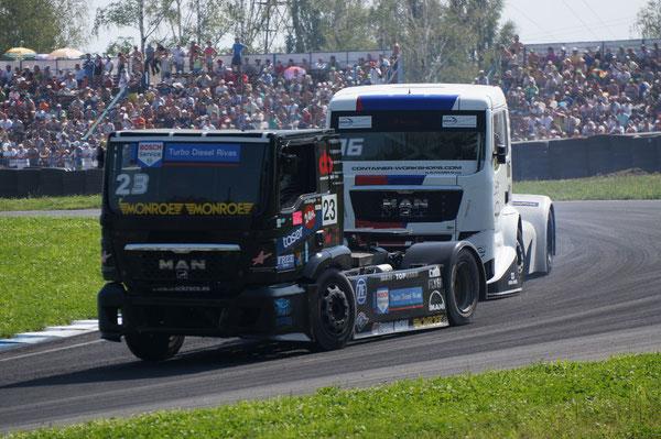 TBR 2010: 12-е место (2 очка). TBR 2011: 12-е место (4 очка).