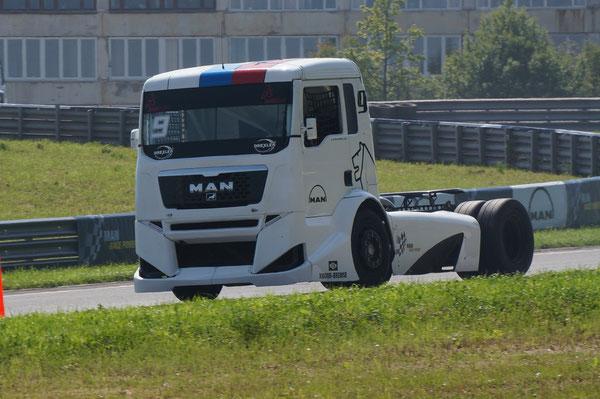 №9 Гонщик: АЛЕКСАНДР ЛЬВОВ. Команда: FRANKIE OXXO TRUCK RACING TEAM. Грузовик: MAN. Перегон Т11-Т12