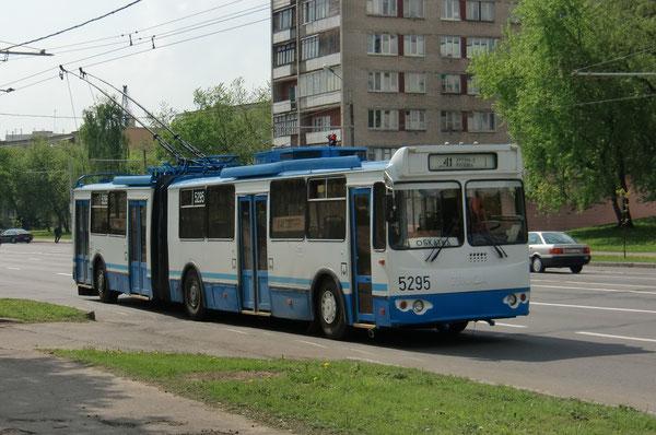 ЗиУ-6205.02 (62050В). Минск. 13.05.2010.