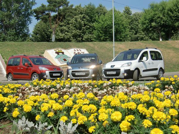 """Производитель: PSA de Vigo (Испания). Модель: Peugeot Partner Tepee Outdoor. Начало продаж в России: 2010. Автомобиль на тест предоставлен компанией """"Пежо Россия"""""""