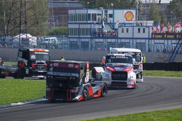TBR 2010: 5-е место (31 очко). TBR 2011: 6-е место (18 очков). FIA ETR Championship 2012: 4-е место (204 очка)