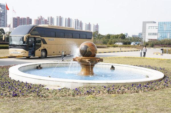 Вращающийся шарик - символ успеха и благополучия завода. Однажды шарик остановился, директор очень нервничал...