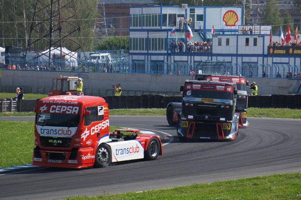 TBR 2010: 2-е место (41 очко). TBR 2011: 5-е место (25 очков). FIA ETR Championship 2012: 2-е место (325 очков)