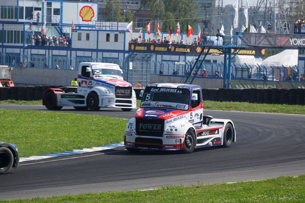 TBR 2010: 3-е место (36 очков). TBR 2011: 2-е место (38 очков). FIA ETR Championship 2012: 5-е место (189 очков)