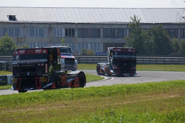 TBR 2010: 4-е место (32 очка). TBR 2011: 4-е место (33 очка). FIA ETR Championship 2012: 3-е место (215 очков)