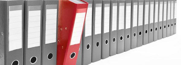 MWS-Buchhaltungsservice Ordner