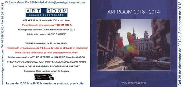 Galería Art Room. Madrid. 2013