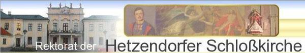 Dieses Bild ist gleichzeitig ein LINK zur Homepage der Hetzendorfer Schloßkirche