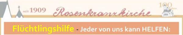 Informationen zu der in Hetzendorf aktiven Gruppe von Helfer_innen für Flüchtlinge