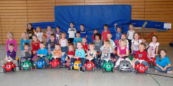2012 Kleinkindergruppe