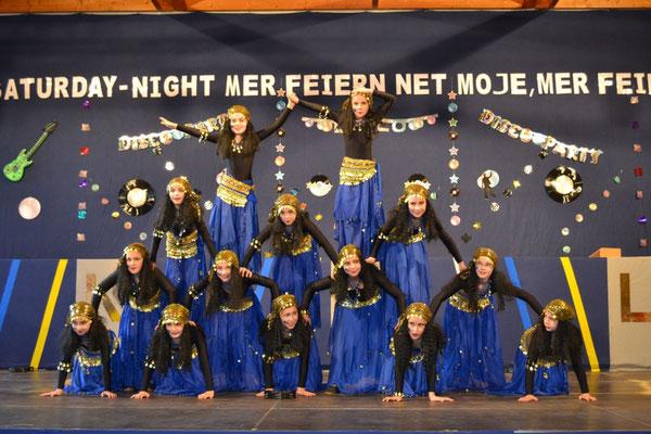 Saison 2014 Banditos Motto: Lustig ist das Zigeunerleben
