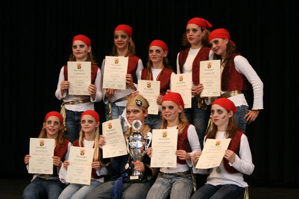 Saison 2006/2007 Young Spirit Motto: Piraten