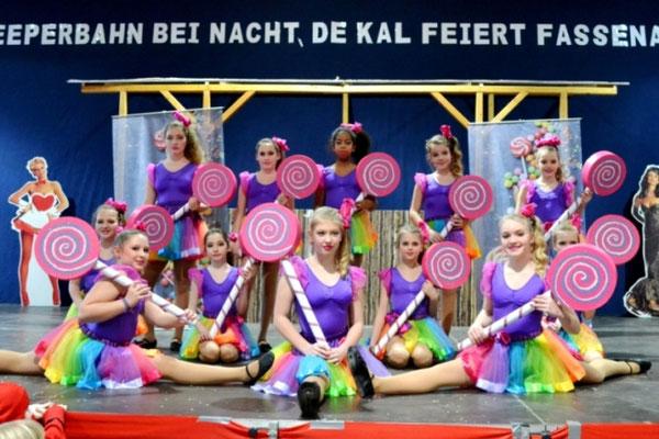 Saison 2018 Fantastics Motto: Candyland