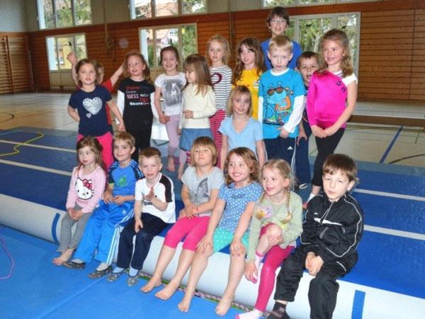 2014 Kleinkindergruppe