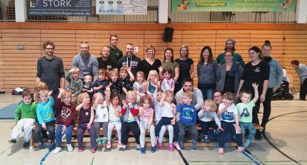 2019 Eltern-Kind-Gruppe
