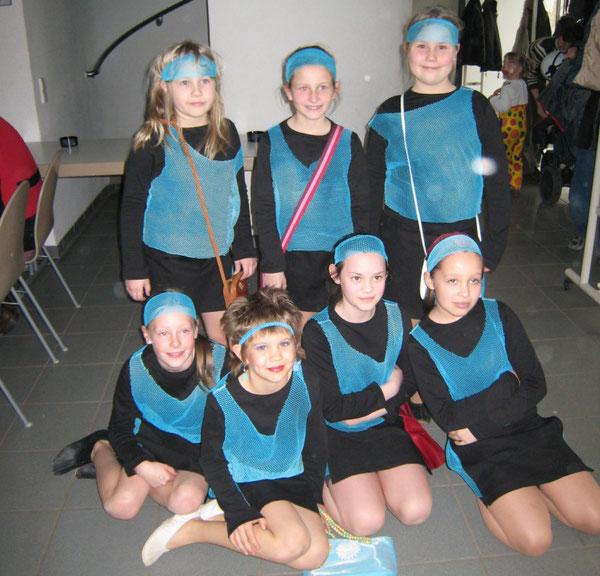 Saison 2006/2007 Fesche Teens Motto: Disco