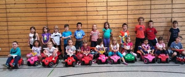 2016 Kleinkindergruppe