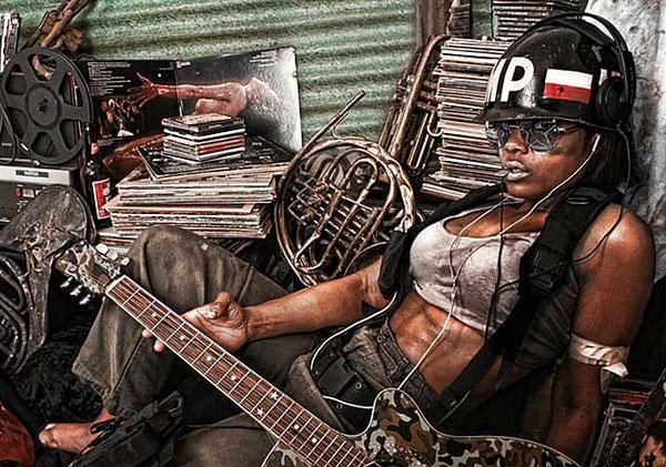 женщина и музыка 16