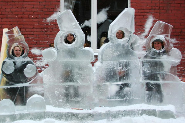 снеговики фестиваль-1