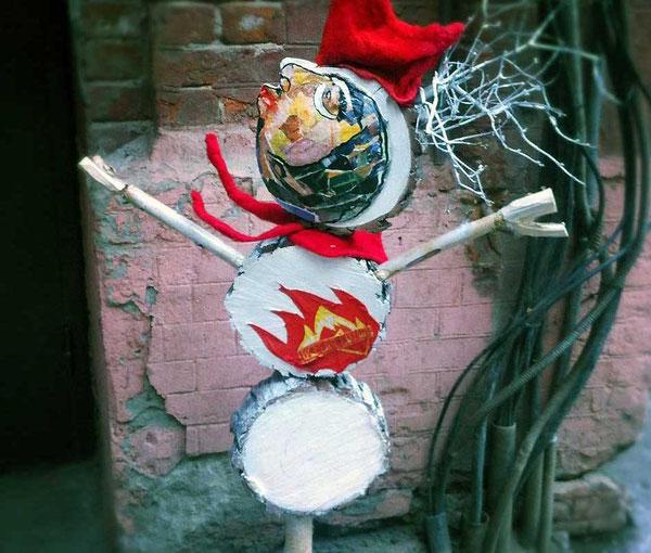 снеговики фестиваль-9