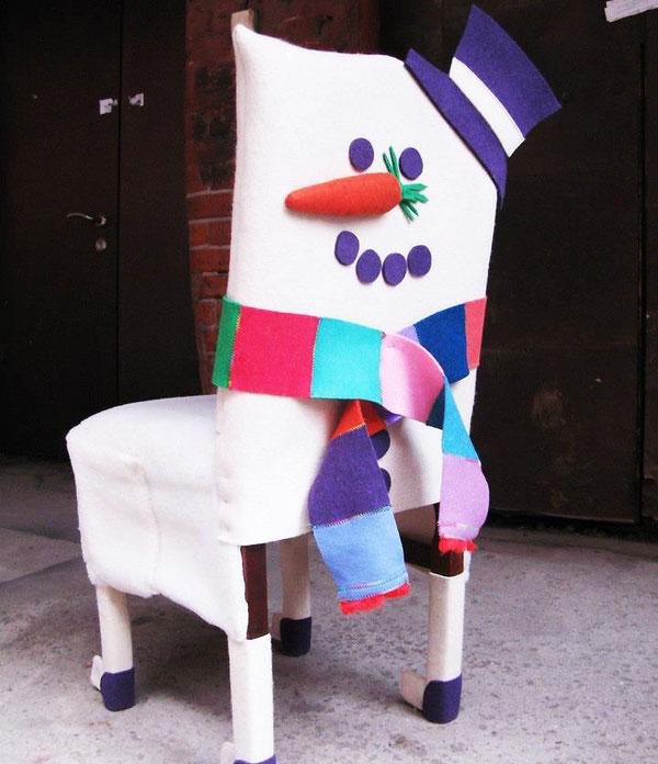 снеговики фестиваль-19