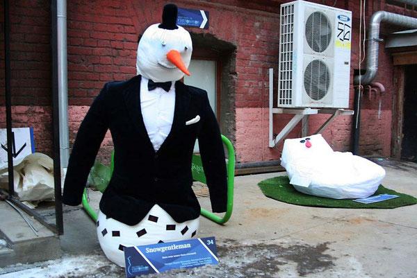 снеговики фестиваль-11
