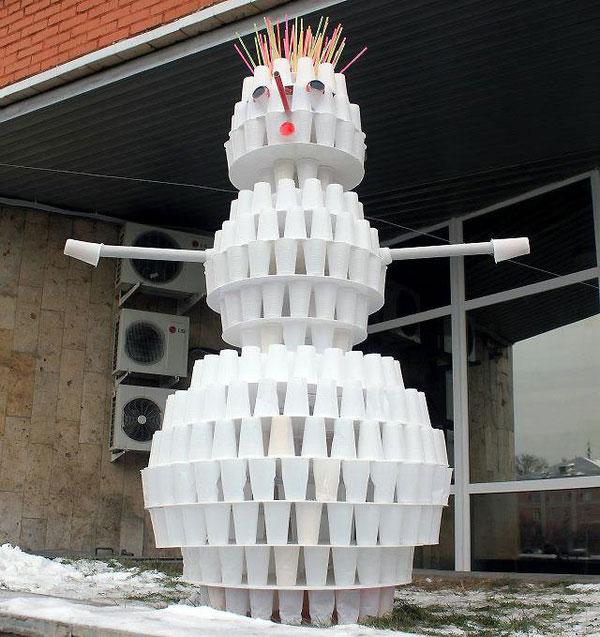 снеговики фестиваль-2