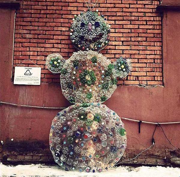 снеговики фестиваль-8