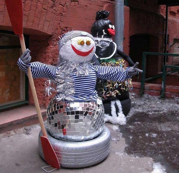 снеговики фестиваль-12